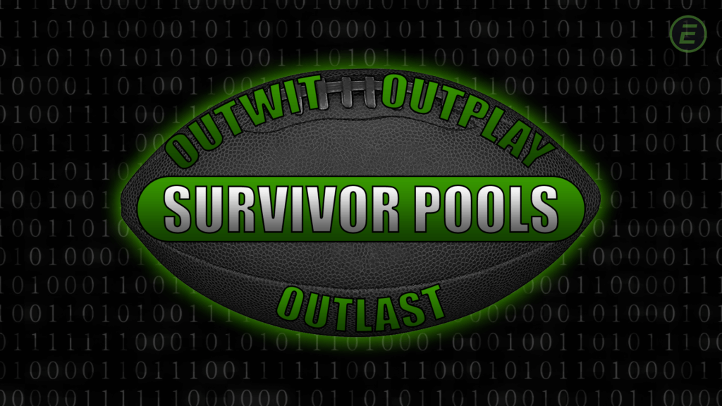 NFL Survivor Pools Graphic
