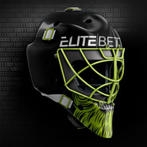 Elite Betting NHL Helmet