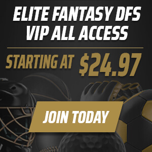 Elite Fantasy DFS VIP All Access Join Today!